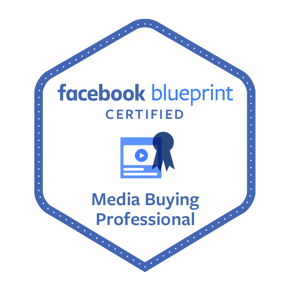 Facebook Certified Media Buying Professional certification
