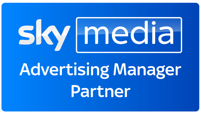 sky advertising