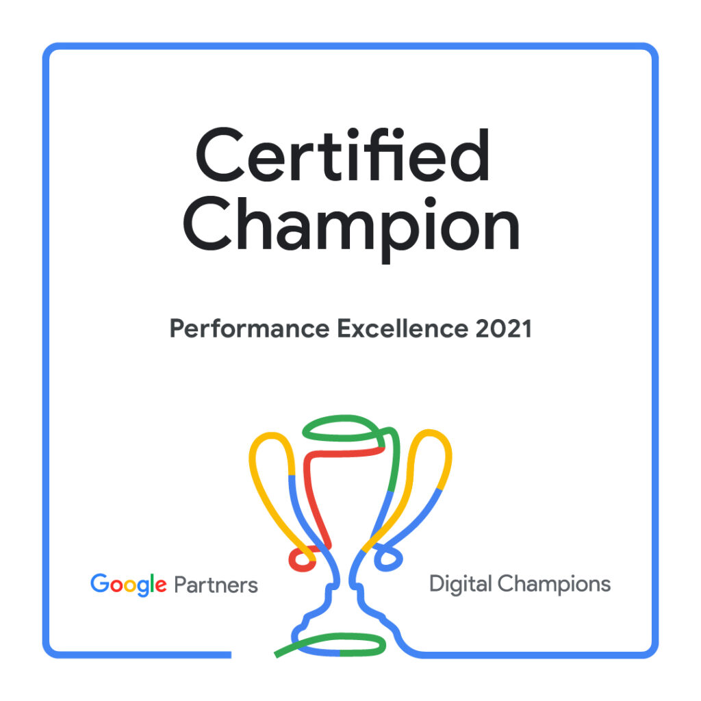 Google Partners Digital Champions